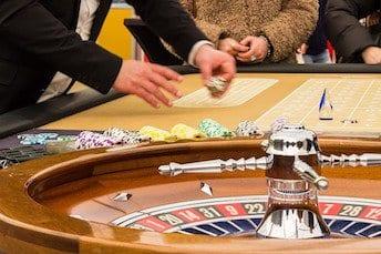 vett och etikett på casino