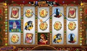 Fortune Teller Slots - Spela Fortune Teller slots nedladdningsfritt