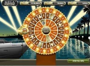 Mega Fortune Bonusspel