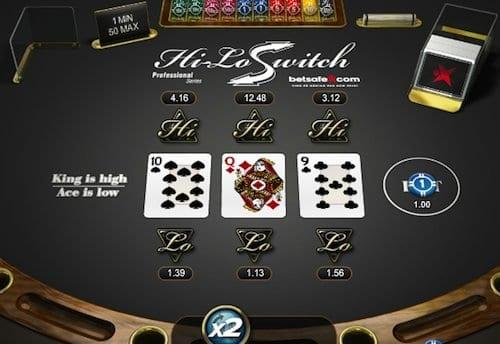 HiLo casino