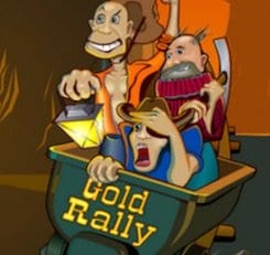 Gold Rally slot jackpott