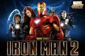 Iron Man 2 jackpott