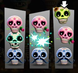 Esqueleto Explosivo funktioner