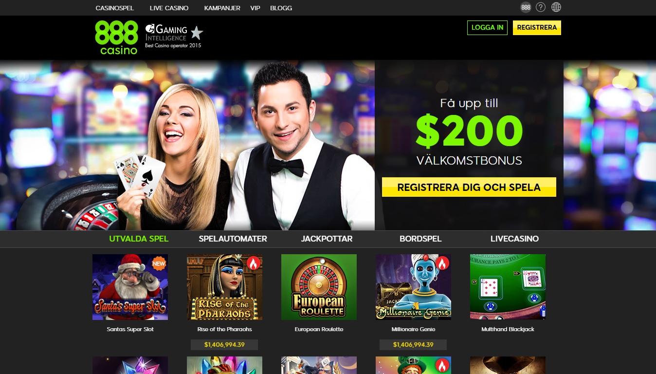 casino 888 gratis