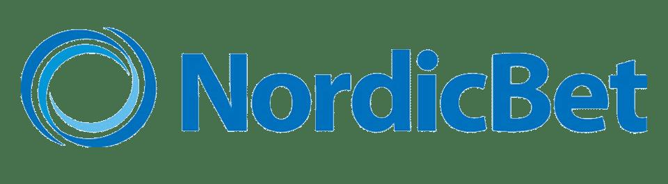 Nordicbet logo on transparent background