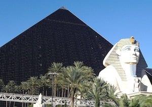 Luxor casinohotell Las Vegas