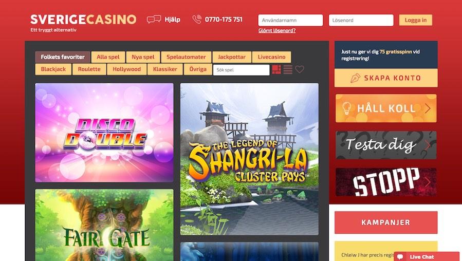 Gratis slots online – Prova på slots spel direkt i webbläsaren!