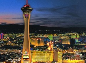 Vegas The stratosphere