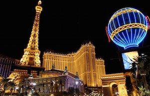Vegas paris Casino