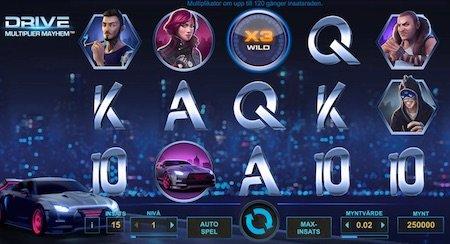 Drive slot NetEnt casinoncom