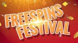 Freespins fest SverigeCasino