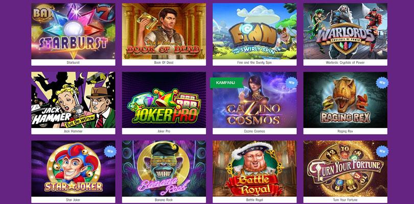 slots-spel-automater-utbud