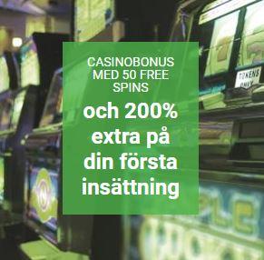 unibet casinobonus