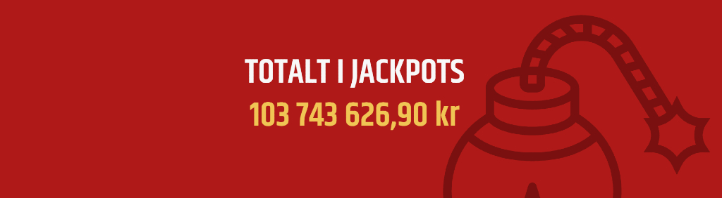 Nuvarande jackpott hos Metal Casino