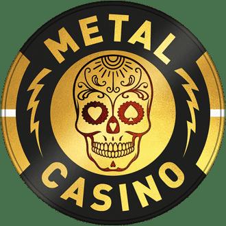 Metal Casino Logo