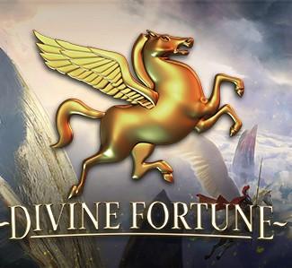 Divine Fortune Spelautomat - NetEnt Automater - Rizk Casino