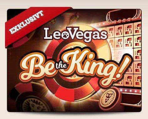 Be the King casinospel