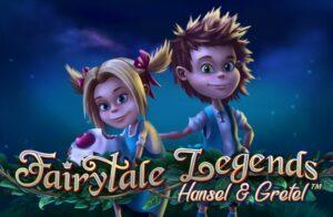 Intro för Hansel & Gretel slot