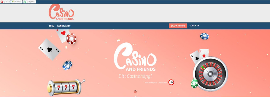 casinoandfriends bonus