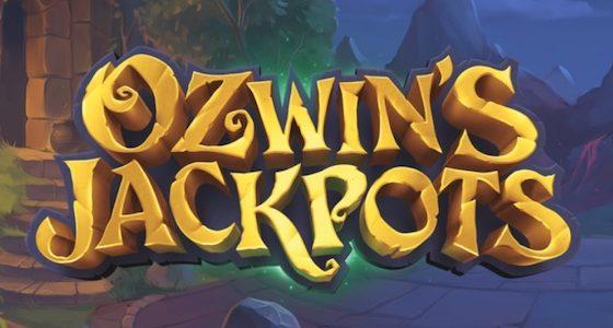 Ozwin jackpott