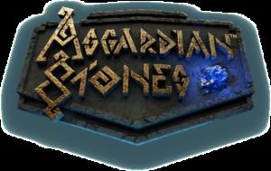 Logo för Asgardian Stones