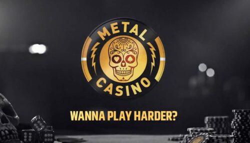 Metalcasino-reklam