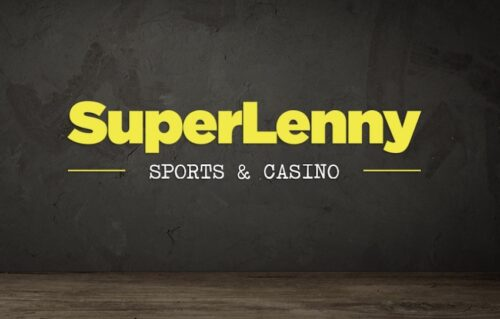 Logo för SuperLenny - Sports & Casino