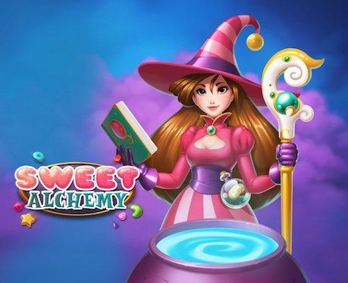 Sweet-alchemy