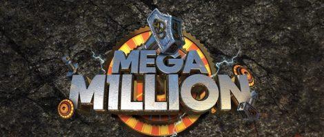 Mega Million spellogo