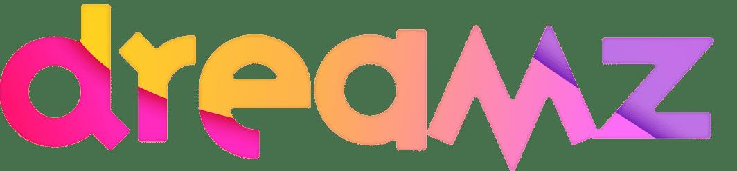 Dreamz logo on transparent background