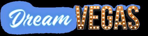 Dream Vegas logo on transparent background
