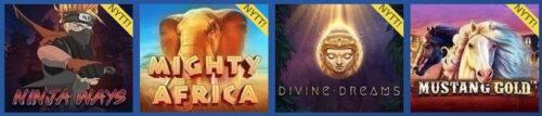 Heroes-slots