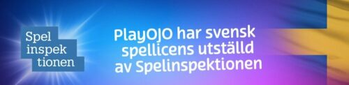 PlayOJO-licens
