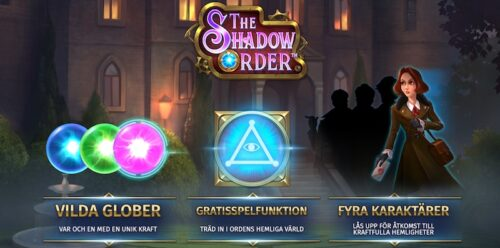 Shadow-order-slot