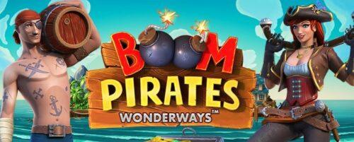 Boom Pirates Wonderways
