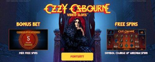 Ozzy-slot-funktioner
