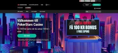 pokerstars casino bonuserbjudande