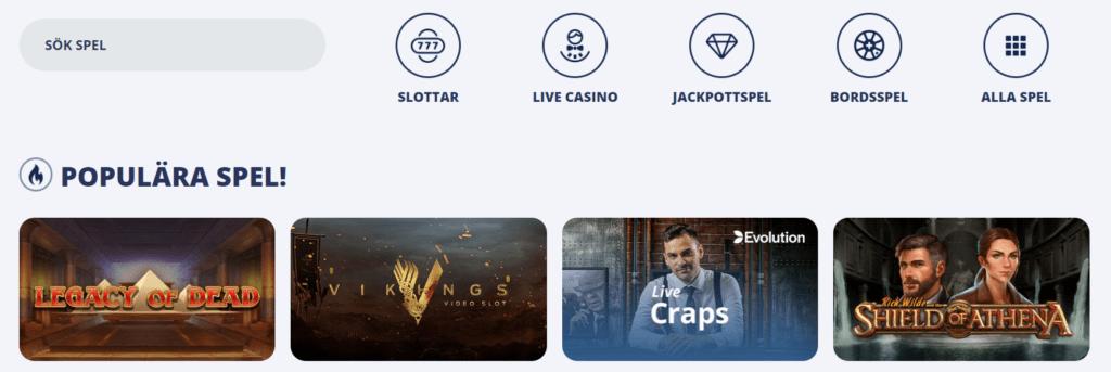 casinoroom-spel