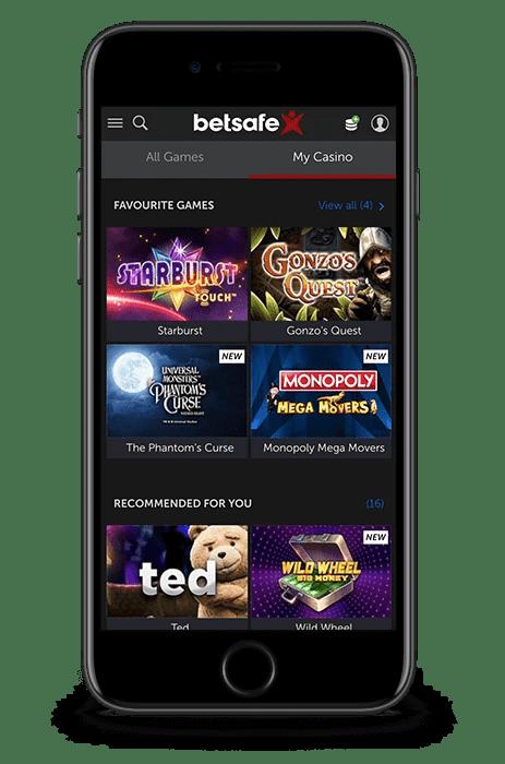 Casino bonus i mobilen