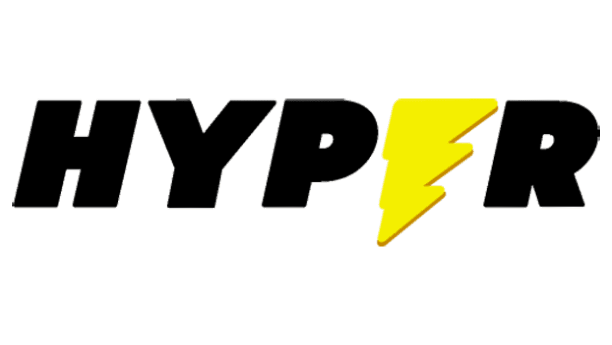 Hyper Casino Transparent Logo