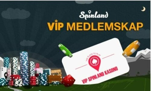 spinland VIP