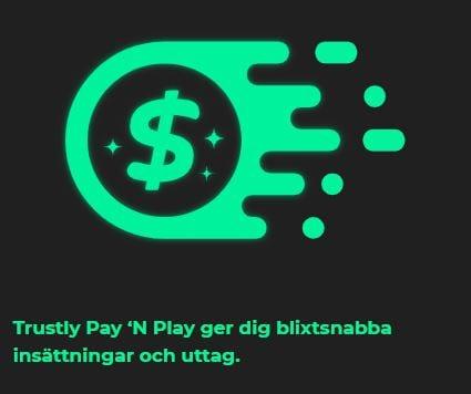 Pay'n play Klirr casino