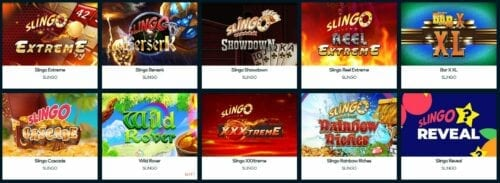 slingo fun casino