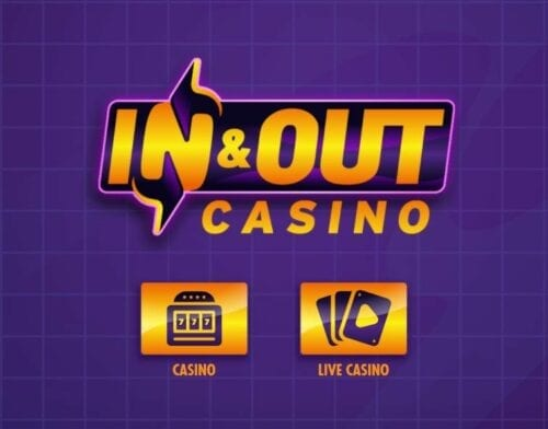 in and out casino och live