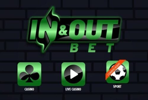 inand out casino bet