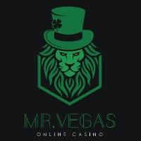 Mr vegas casino logga