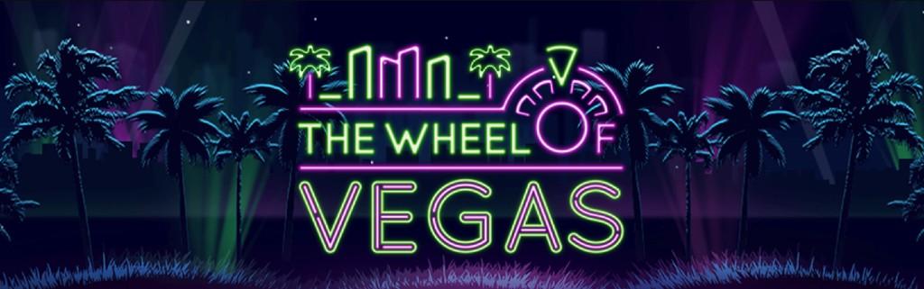 The Wheel of Vegas-logo hos Mr Vegas casino