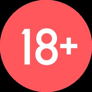 18+ ikon