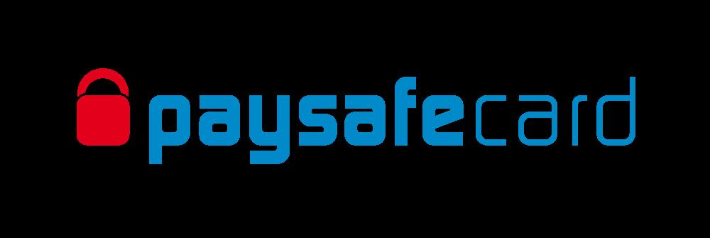 logo för betalningsmetoden PaysafeCard