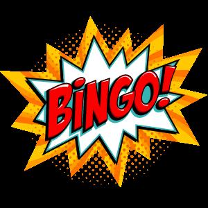 Utropp för Bingo!
